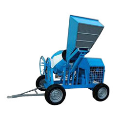 Hydraulic Hopper Mixer