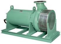Submerged centrifugal